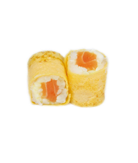 E1 - Egg rolls saumon