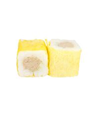 E8 - Egg rolls thon cuit