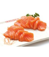 F13 - Sashimi saumon