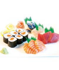F17 - maki sashimi
