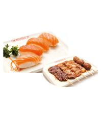 L4 -  sushi brochettes