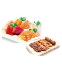 L6 - sashimi brochettes