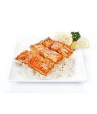 PC7 - Chirashi saumon grillé